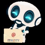 iTRINITY Mascot