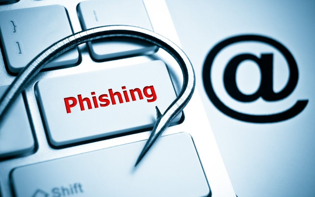 Phishing can be dangerous – Don't get yourself hooked!